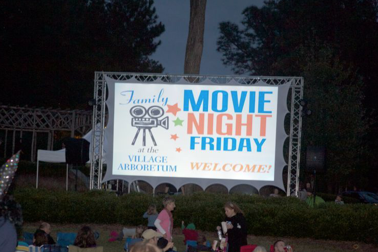 Family Friday Movie Night