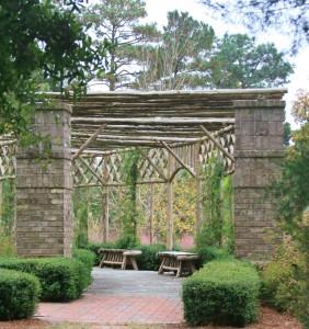 Woodland Garden Village Arboretumen