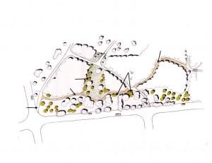 flowering tree garden plan